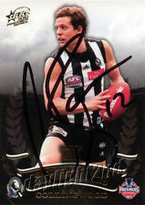 ✺Signed✺ 2010 COLLINGWOOD MAGPIES AFL Premiers Card LUKE BALL