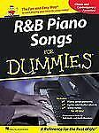 R&B Piano Songs for Dummies-ExLibrary