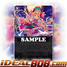 Cardfight Vanguard  x 4 Nightmare Doll, Pamela - G-BT08/085EN - C Mint