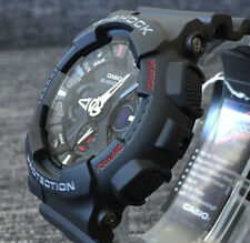 CASIO G SHOCK GA-120-1AER BLACK XLARGE ANALOG&DIGITAL WR 200M BRAND NEW
