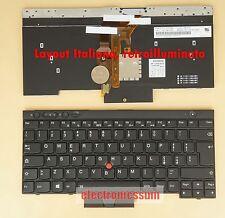 Italia Tastiera Per Lenovo Thinkpad T430 T430I T430s T430si W530 retroilluminato
