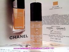 CHANEL Vitalumiere Satin Smoothing Fluid Makeup (2.5ml)SPF15 Foundation Free !!!