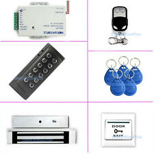 Home/Office RFID Door Access Controller System Kit + Electromagnetic Door Lock