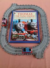 TAKE ALONG THOMAS & FRIENDS DIECAST ROSIE & THOMAS TANK ENGINE TRACK & BOOK SET
