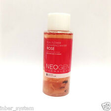 Neogen Real Flower Cleansing Water Rose 80ml Soothing Bio-Cleanser K-beauty