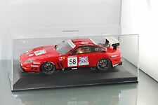 "MG  MODEL  Ferrari 550 GTS  "" PRODRIVE "" # 58  1 /18  PLEXIBOX"