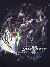 Starcraft 2 II PC Video Game Souvenir Computer Blizzard T Shirt XL