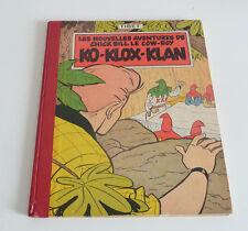 TIBET  EO  CHICK BILL KO-KLOX-KLAN  EO Française  Dargaud 1957