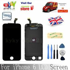 """For iPhone 6 4.7""""Black LCD Touch Display Assembly Digitizer Screen Replacement"""