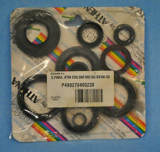 KIT ATHENA SERIE PARAOLIO MOTORE KTM EXC MX GS 250 ENDURO CROSS OIL GASKET