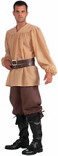 Mens Renaissance Knickers Costume Medieval Short Pants Adult Size XLarge