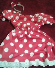 Minnie Mouse Child Medium Halloween Dress Up Costume