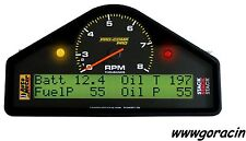 Autometer Pro-Comp Pro Dash Display Systems - 6012,Tachometer,Speedometer,SCCA~