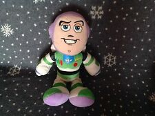 "DISNEY PIXAR TOY STORY BUZZ LIGHTYEAR LARGE 15"" TALL SOFT TOY PLUSH EX CONDITION"