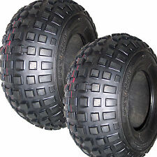 2) 145/70-6 145x70-6 145x70x6 ATV Go Kart TIRE Wanda Journey P333 Knobby 4ply