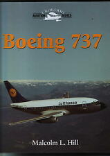 Boeing 737 (Crowood Aviation Series) - New Copy