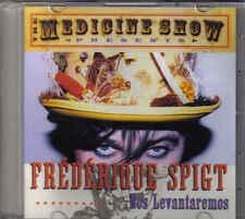 Frederique Spigt-Nos Levantaremos Promo cd single