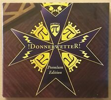 Prinz Pi - Donnerwetter Premium Edition (2006 Rap, Hip Hop) 3 CDs