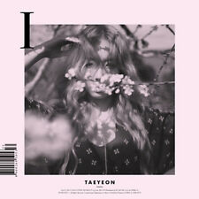 TAEYEON 1ST MINI ALBUM [ I ] GIRLS' GENERATION SNSD TAE YEON KPOP