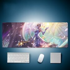 Lux Cartoon Mouse Pad League Of Legends Game LOL Cosplay Collection Fashion Gift