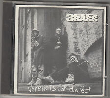 3RD BASS - derelicts of dialect CD