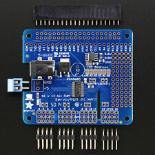 Adafruit 16-Kanal / 16-Channel PWM / Servo HAT für Raspberry Pi, Mini Kit, 2327