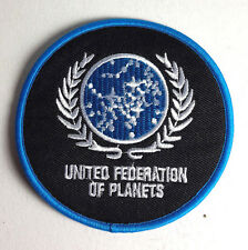 "Star Trek UFP United Federation Planets 3.5"" Patch-Lincoln-FREE S&H(STPAL-046)"