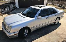 1999 Mercedes-Benz E-Class Sport Package