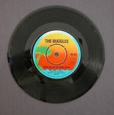 "SG 7"" 45 rpm 1979 THE BUGGLES - VIDEO KILLED THE RADIO STAR / KID DYNAMO"