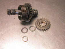 Yamaha 1977 1978 IT400 Kick Start Shaft and Spring Gears