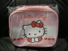SANRIO - HELLO KITTY INSULATED LUNCH BAG - NEW
