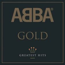 "Abba ""oro (Greatest Hits)"" CD con Waterloo merce nuova e molto altro"
