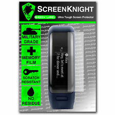 ScreenKnight Garmin VivoSmart HR SCREEN PROTECTOR invisible military shield