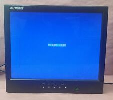 "American Dynamics ADMNLCD20 20"" TFT LCD Security Monitor"