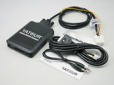 YATOUR USB+SD+AUX+IPOD/IPHONE CAR MUSIC INTERFACE FOR NISSAN INFINITI RADIOS