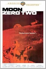 MOON ZERO TWO (1970 James Olson) Region Free DVD - Sealed