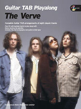 The Verve Guitar Playalong The Verve Rock Indie Guitar Tab FABER Music BOOK & CD