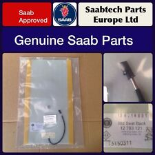 GENUINE SAAB 9-3 03-11 HEATED SEAT BACK PAD - BRAND NEW - 12783121