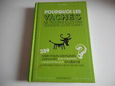 POURQUOI LES VACHES 289 QUESTIONS-REPONSES AMUSANTES - MARABOUT