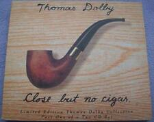 THOMAS DOLBY Close But No Cigar LIMITED EDITION CD Single One TRI-FOLD DIGIPAK