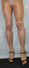 American Tan 80 Denier High Quality Large size Fabulous Shimmer Effect Tights