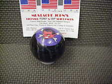 1950's Car Kulture Devil with crossed wrenches, Custom Shift Knob, MADE in USA