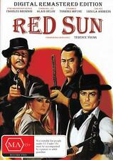 RED SUN - TOSHIRO MIFUNE & CHARLES BRONSON - NEW DVD - FREE LOCAL POST
