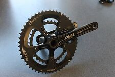 Oval Concepts 520 170mm 110 BCD 36/52 Crankset w/Praxis Works Rings  GXP