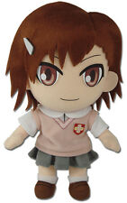 "*NEW* A Certain Scientific Railgun: Misaka Mikoto 8"" Plush by GE Animation"