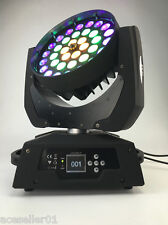 36pcs 18W RGBWA+UV 6in1 Led Moving Head Stage Lighting Zoom MovingHead Wash Show