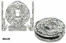 Skin Decal Wrap For iRobot Roomba 650/655 Vacuum Stickers Accessory Kit BALLIN