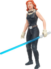 Star Wars POTF Expanded Universe Mara Jade Action Figure