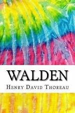 Squid Ink Classics: Walden : Includes MLA Style Citations for Scholarly...