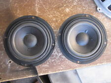 PIONEER CS-88 SPEAKER REPLACEMENT PARTS (2) # 12-63F-2 MID-RANGE EXCELLENT